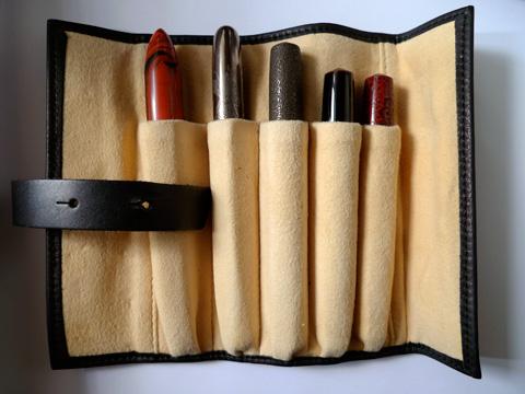 Five-pen case