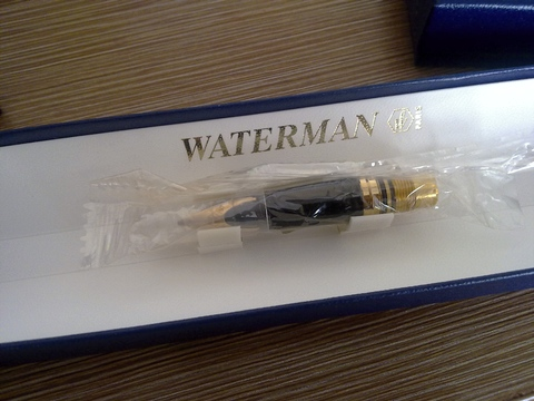 Waterman Carene stub, in box
