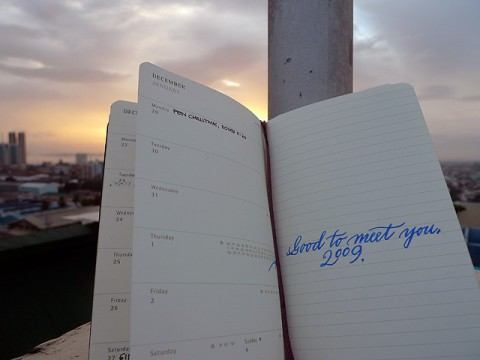 Moleskine Weekly Diary