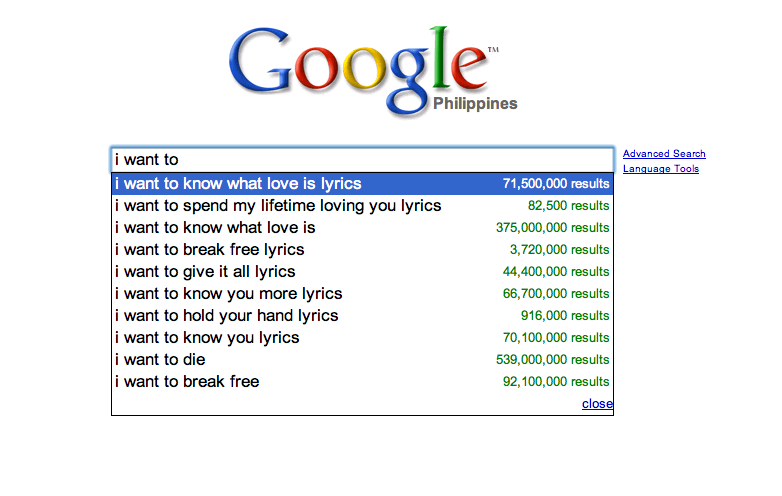 14588a0f81bc Life According to Google. – Leigh Reyes. My Life As a Verb.