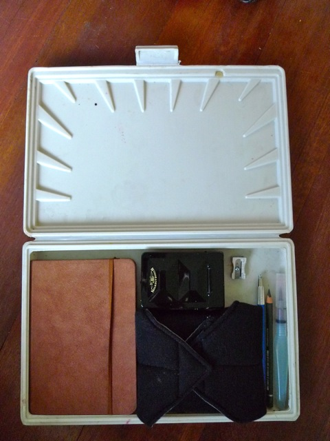 Grumbacher kit