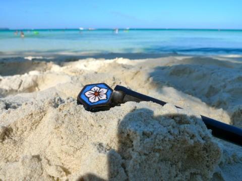Yatate on the beach