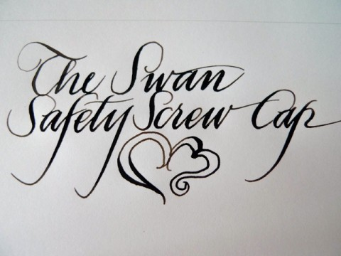 Swan writing sample