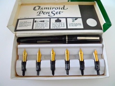 7 nibs in one package