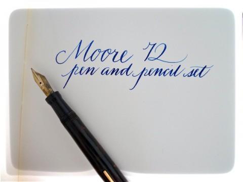 Moore 72 writing sample
