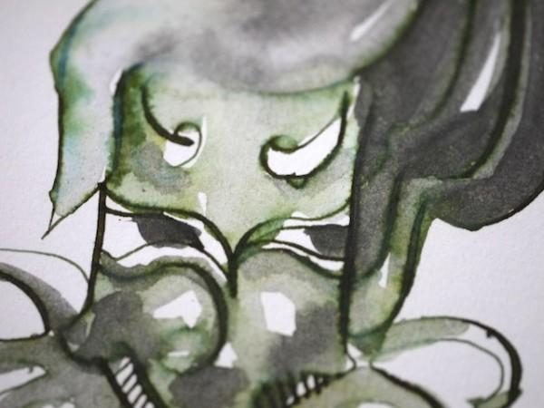 More details - Sailor tokiwa mat green