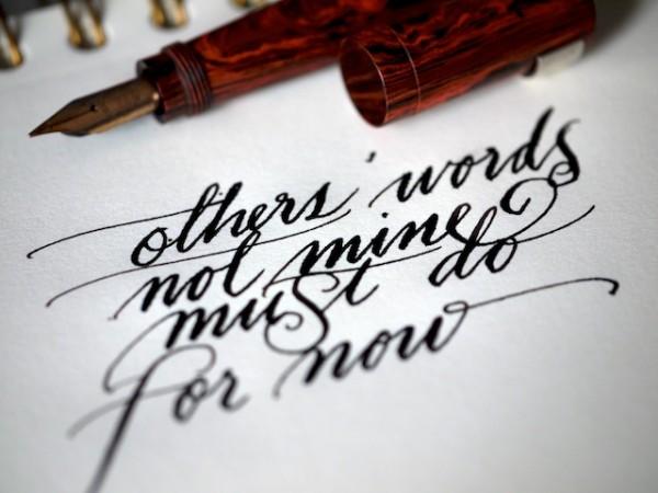 Writing sample