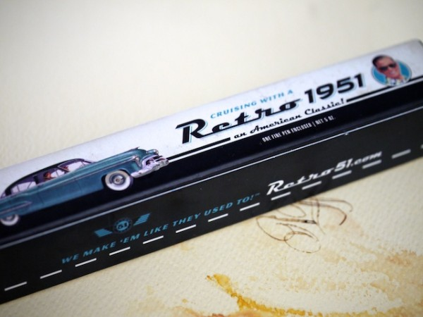 Retro 51 box
