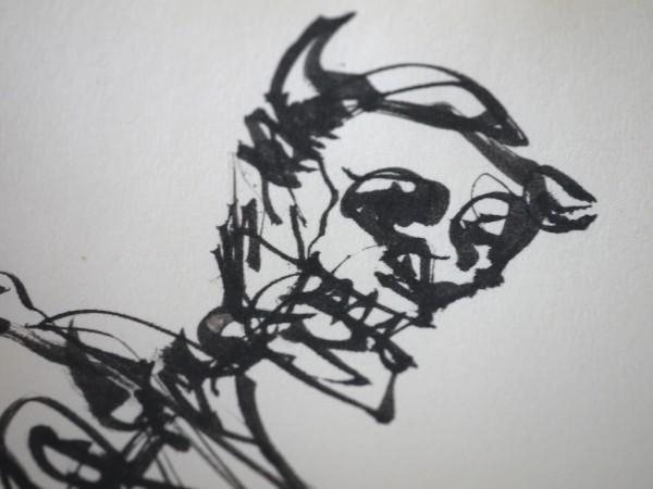 Swirly skully