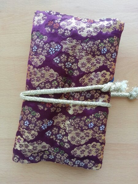 Nakaya makes pen wraps too