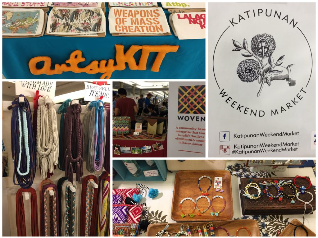 Katipunan Weekend Market at Estancia