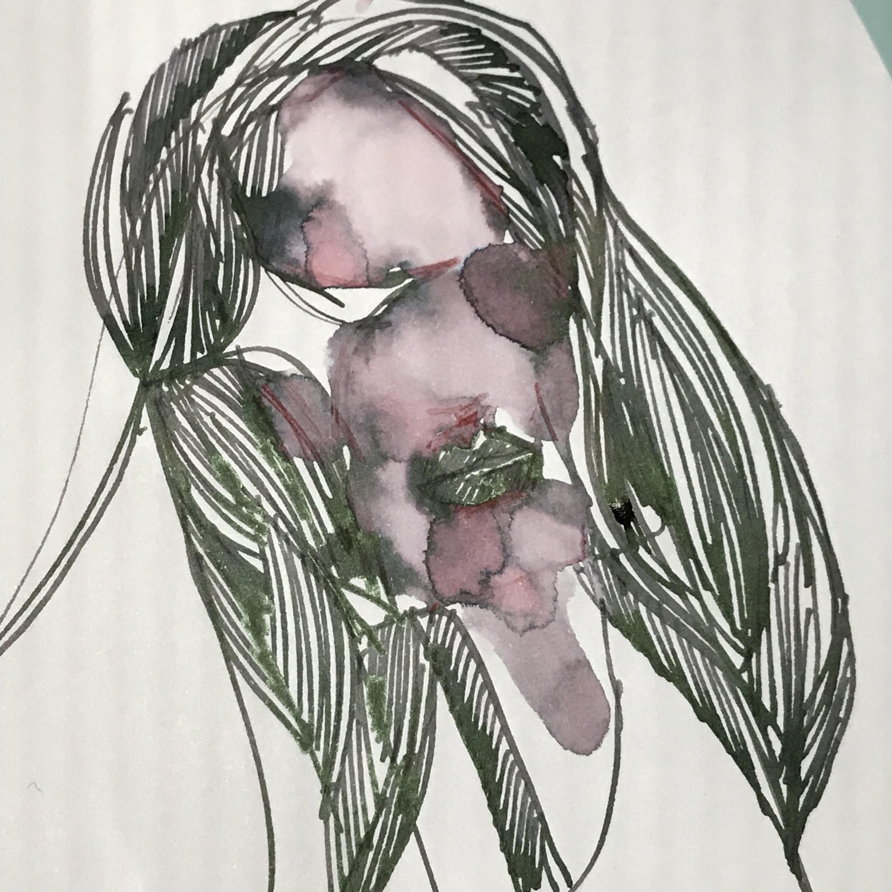Vortex Motion doodle