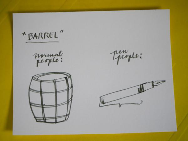 """""""Barrel"""""""