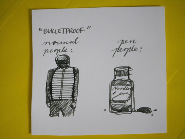 """""""Bulletproof"""""""