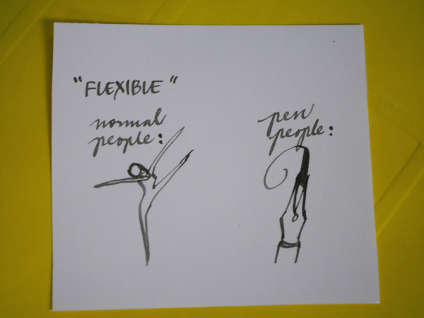 """Flexible"""