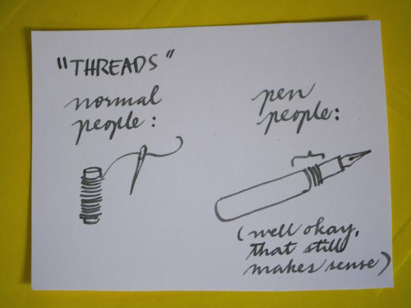"""""""Threads"""""""