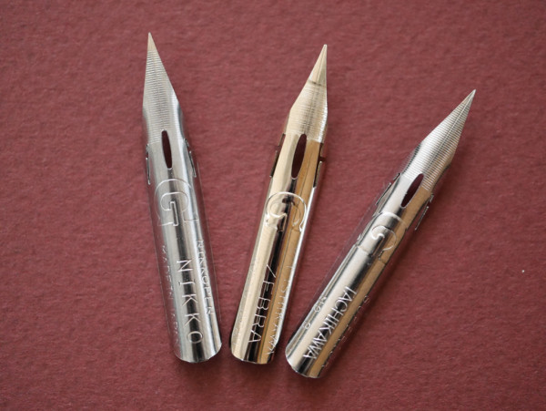 They look similar, but not to the Desiderata Pen Company ;)