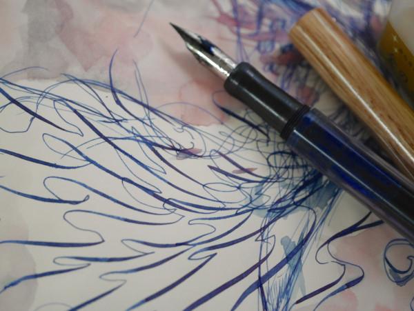 Drawing sample
