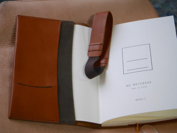 Labrador cover, Midori MD notebook