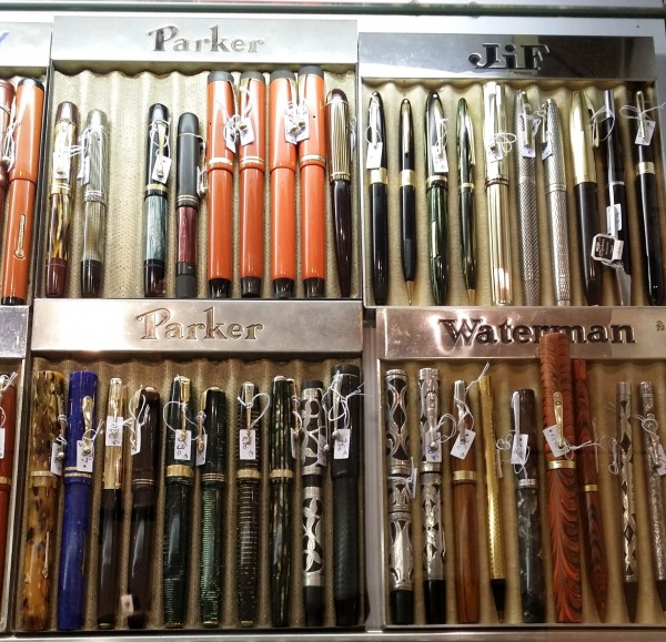 Vintage Pelikan, Parker, Waterman, more