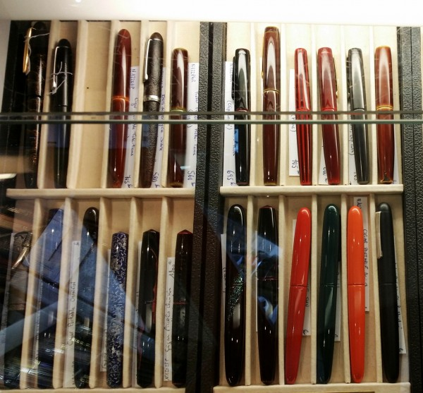 Nakaya at Mora Stylos